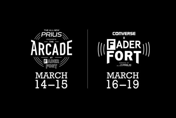 The FADER FORT Austin 2016