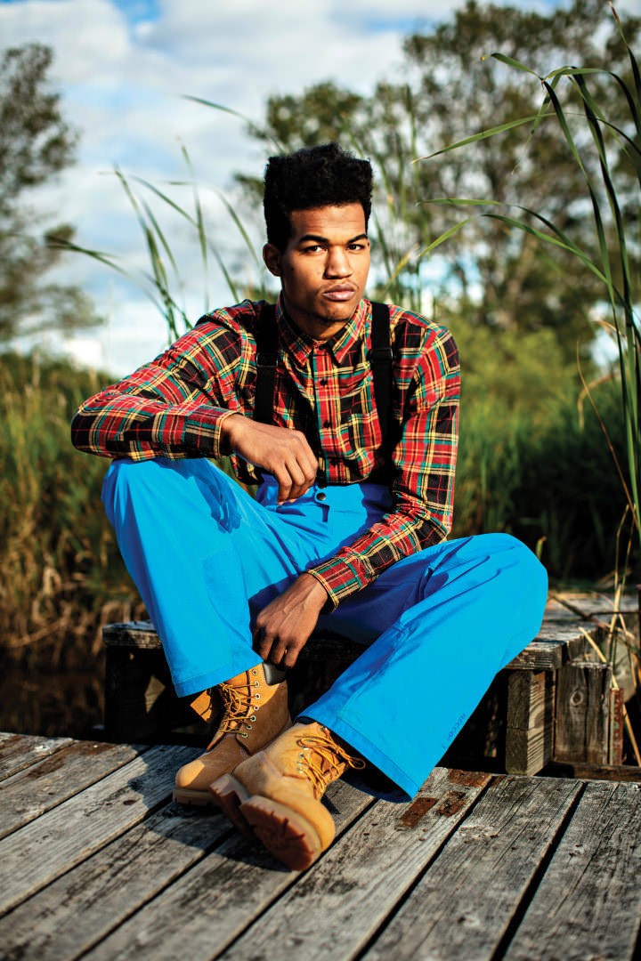 The Best Looks For Outdoorsy Dudes