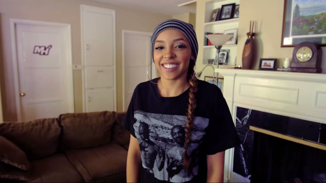 Tinashe At Home With