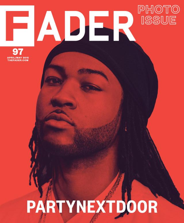 partynextdoor fader cover story