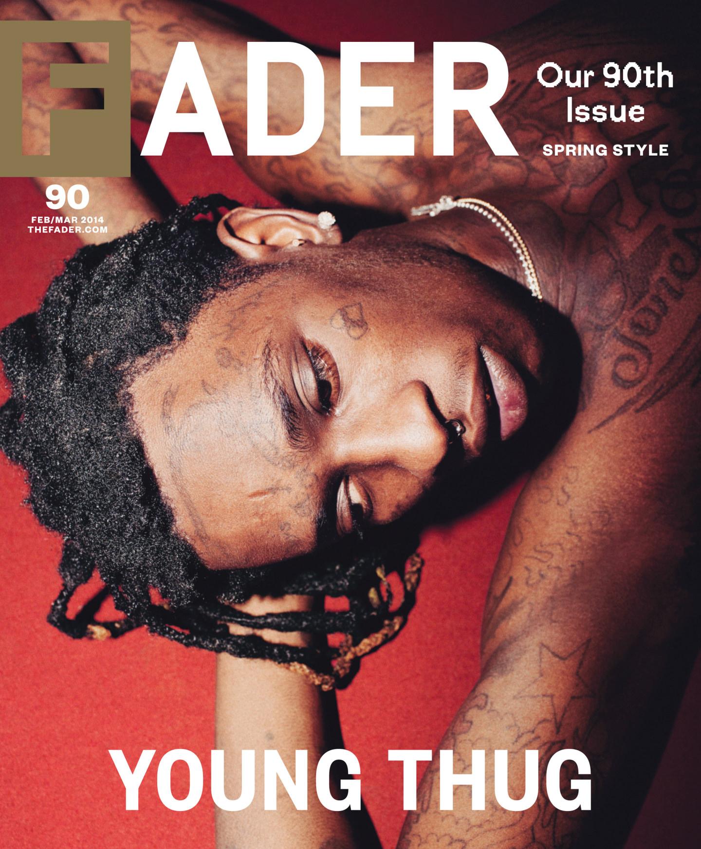 Young Thug FADER