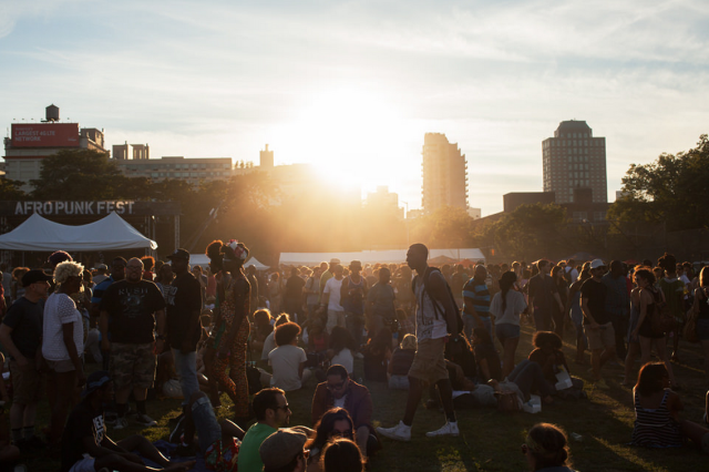 Afropunk 2013, photographed by Sam Clarke