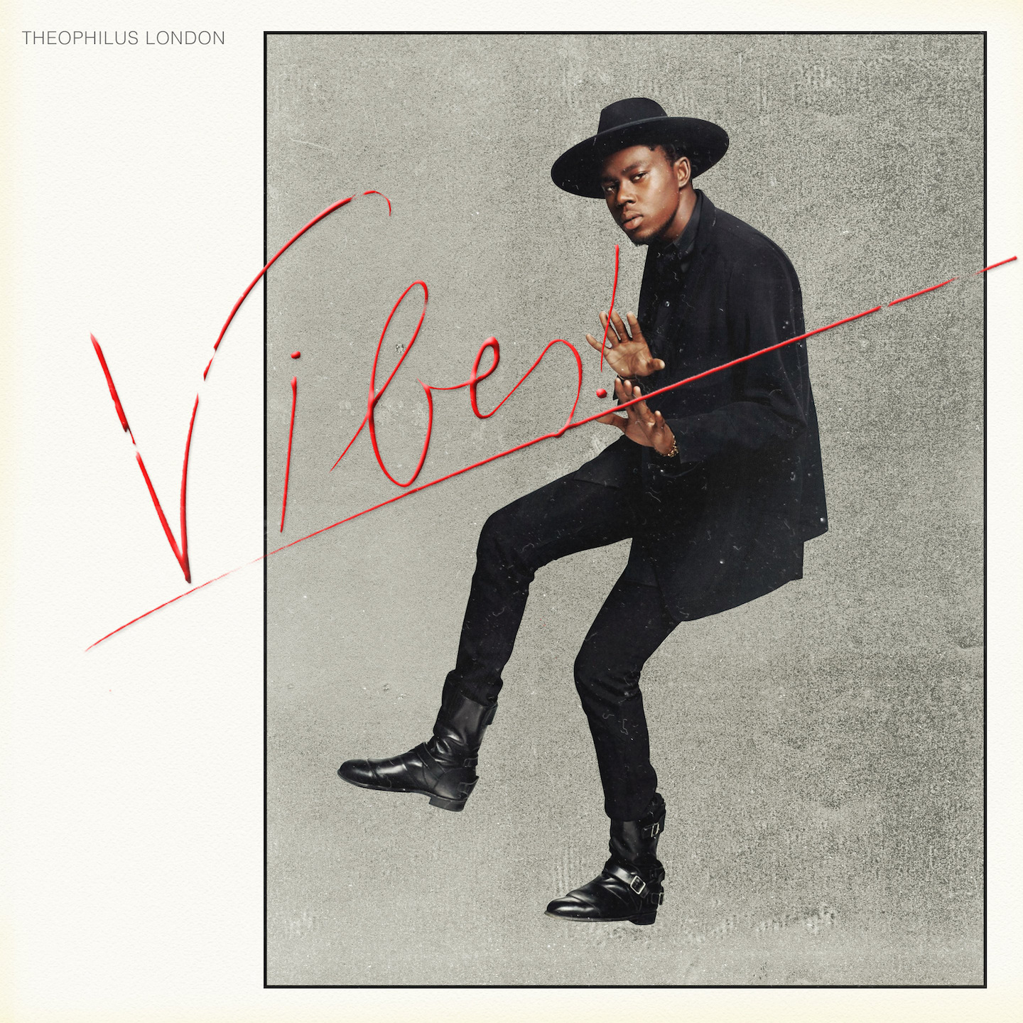 Theophilus London Vibes artwork