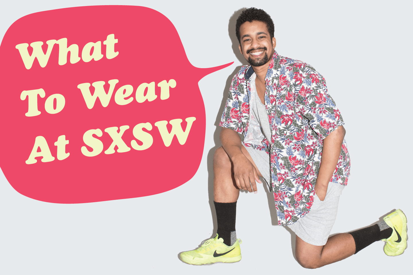 what to wear at SXSW