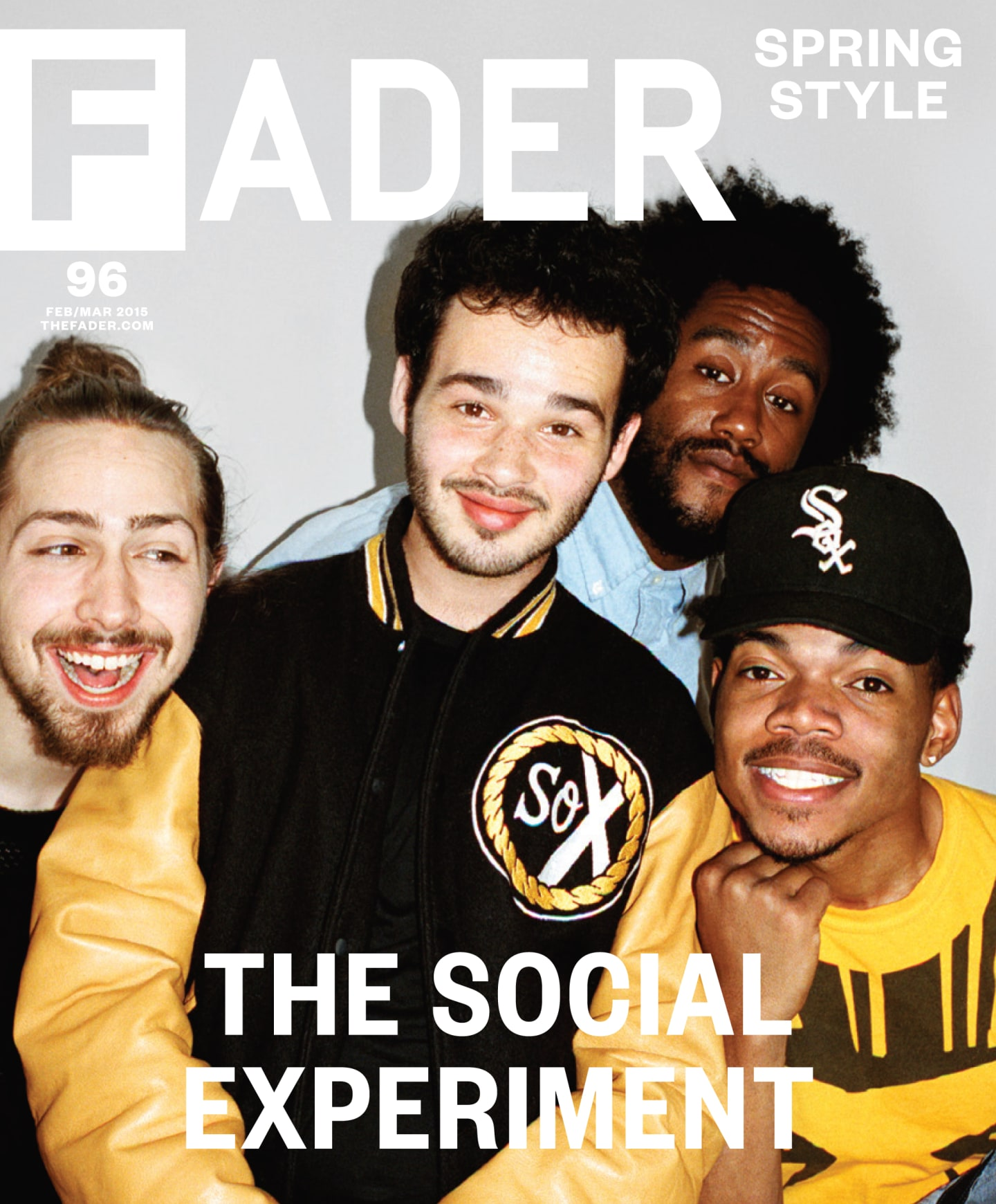 Chance The Rapper, Donnie Trumpet, and The Social Experiment