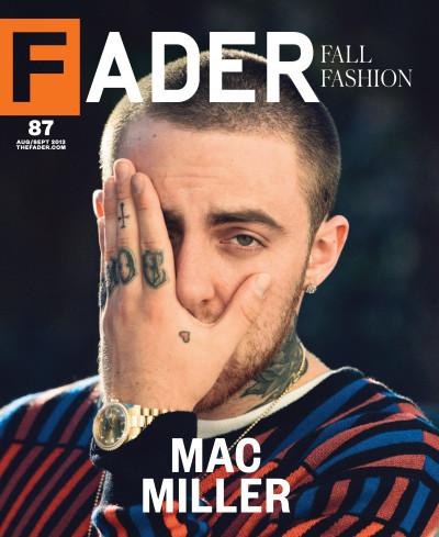 Mac Miller FADER