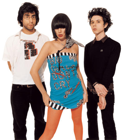 yeah yeah yeahs the fader