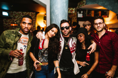 fader issue release party budweiser the late late