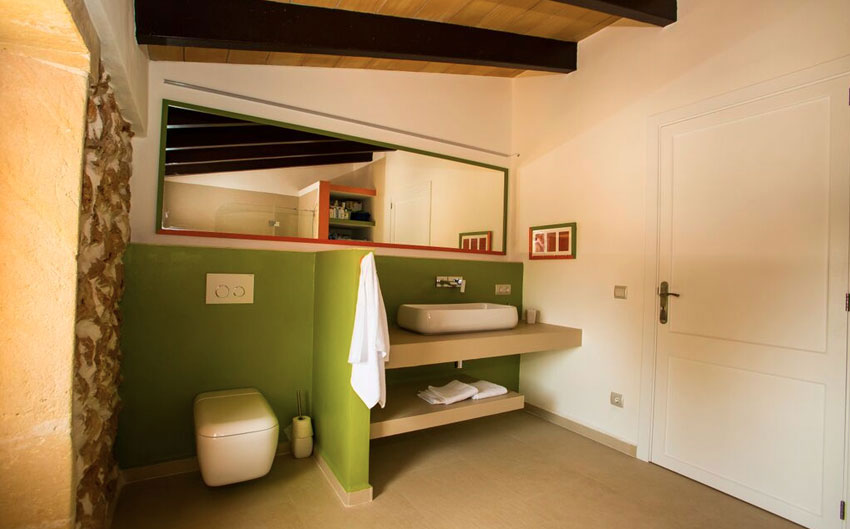 mallorcan farmhouse ensuite