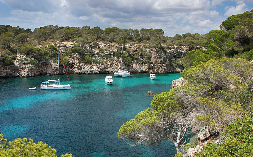 mallorca coves