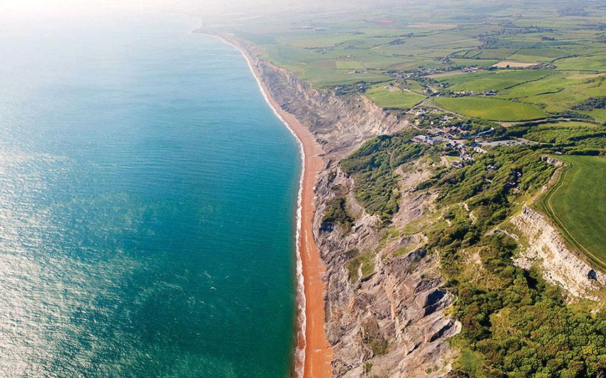 sussex coastline