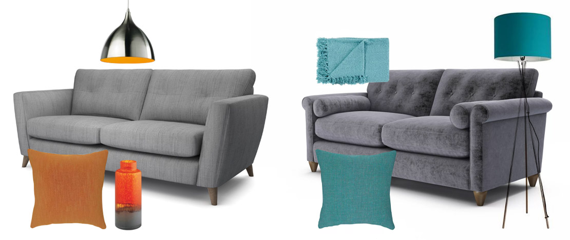 Grey Sofa Fabrics