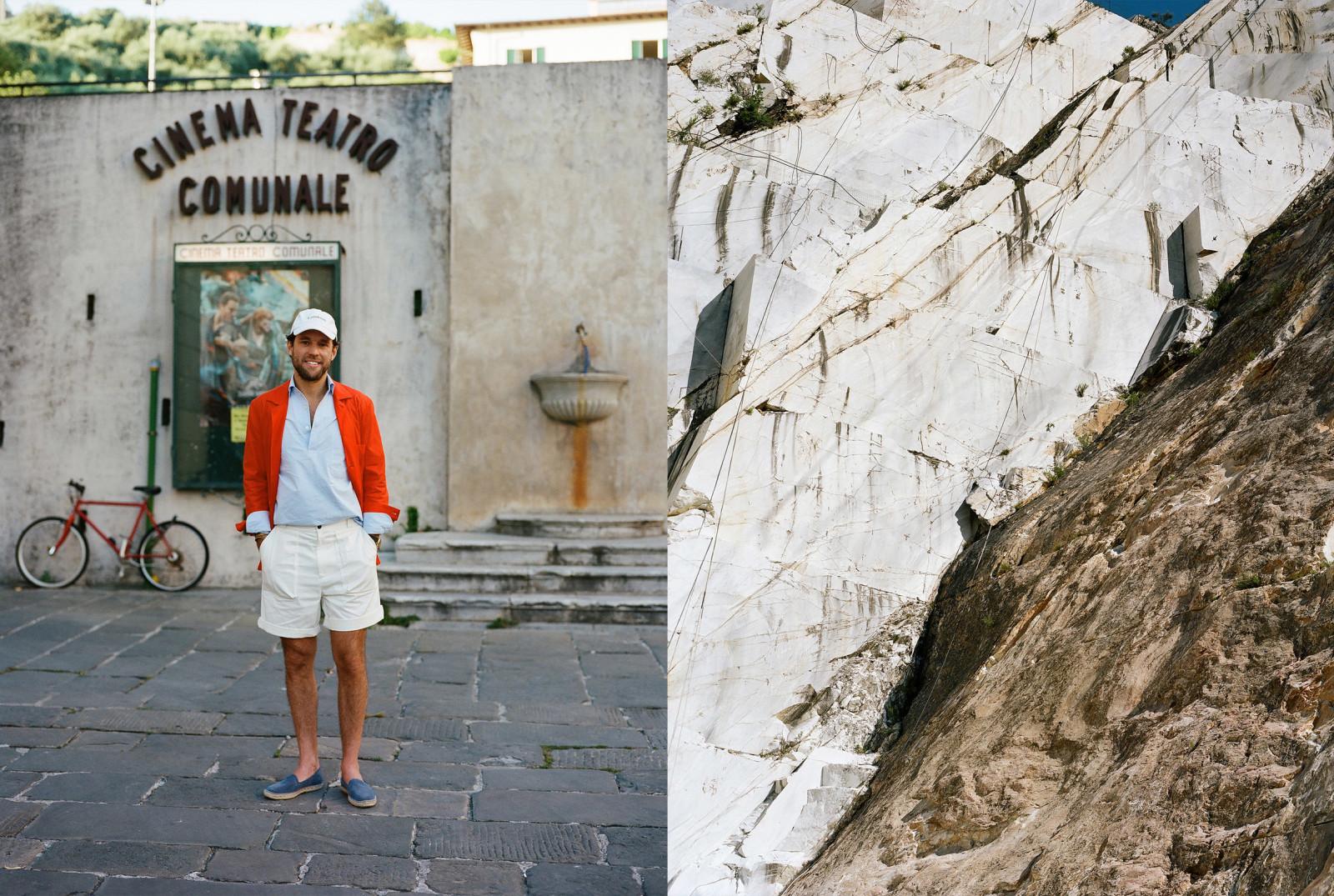 P Johnson's Guide to Pietrasanta