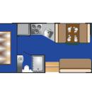 Class C 28-30ft (R) Floorplan Day