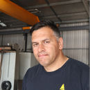 Action Manufacturing Team Member, Tane Buckley