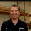Action Manufacturing Team Member, Mark Lan Ellis