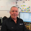 Action Manufacturing Team Member, Gary Lockyear