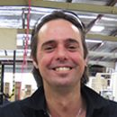 Action Manufacturing Team Member, Marcel Magon