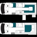 Ultima floorplans 1617