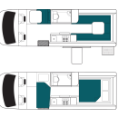 Ultima Plus Floorplans 1617