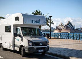 Maui Rentals Sydney branch in