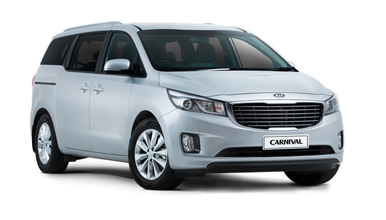 { en: 'Premium 8 seater (PVAR)' } Car hire from Maui