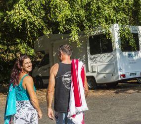 Long hire campervan rates