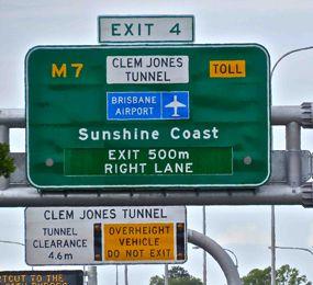 Australian Toll Roads