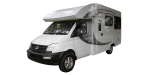 Side profile of the Maui 4 Berth Discovery - NEW Campervan