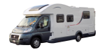 Side profile of the Maui Cruiser 4 Berth - NEW Campervan