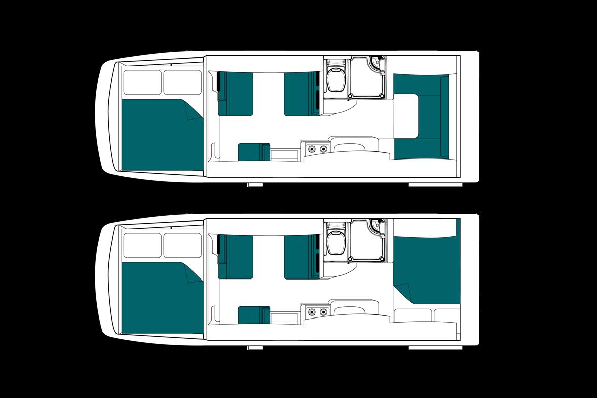 Beach Floorplans 1617