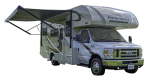 Side profile of the Roadbear Class C 22-24' RV
