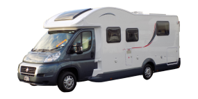 Side profile photo of the Maui 4 Berth Cruiser - NEW Campervan