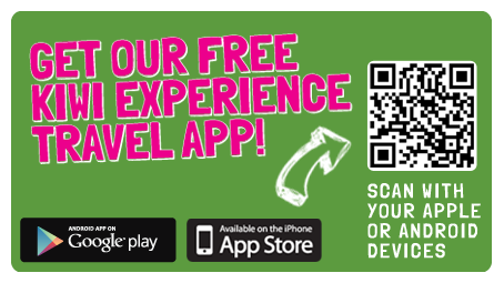 Download kiwi experience travel app