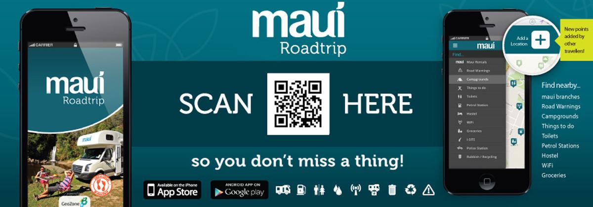 Maui QR code