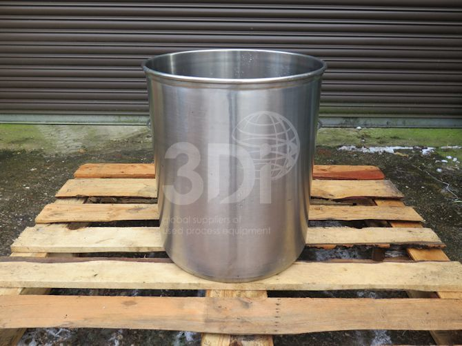 60 litre stainless steel storage tank