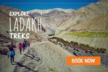 Explore ladakh Treks