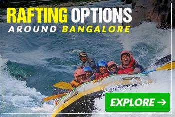 Rafting in bangalore