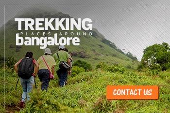 Trekking places around bangalore