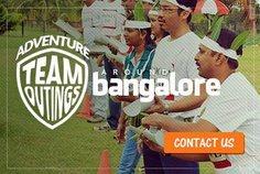 Adventure Team Outing Around Bangalore