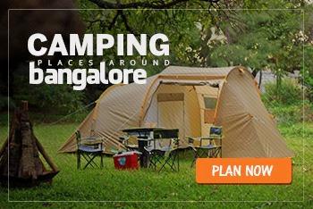 camping places around bangalore