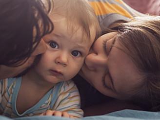 """Lars H Gustafsson: """"Det här barnet kan tillföra dig något helt nytt"""""""