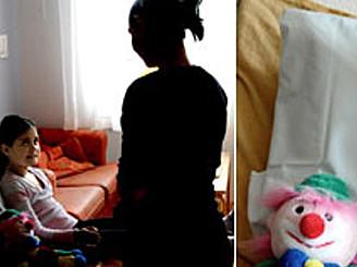 Sagor ska ge barn stöd i svåra stunder