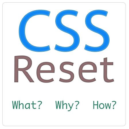 CSS Resets