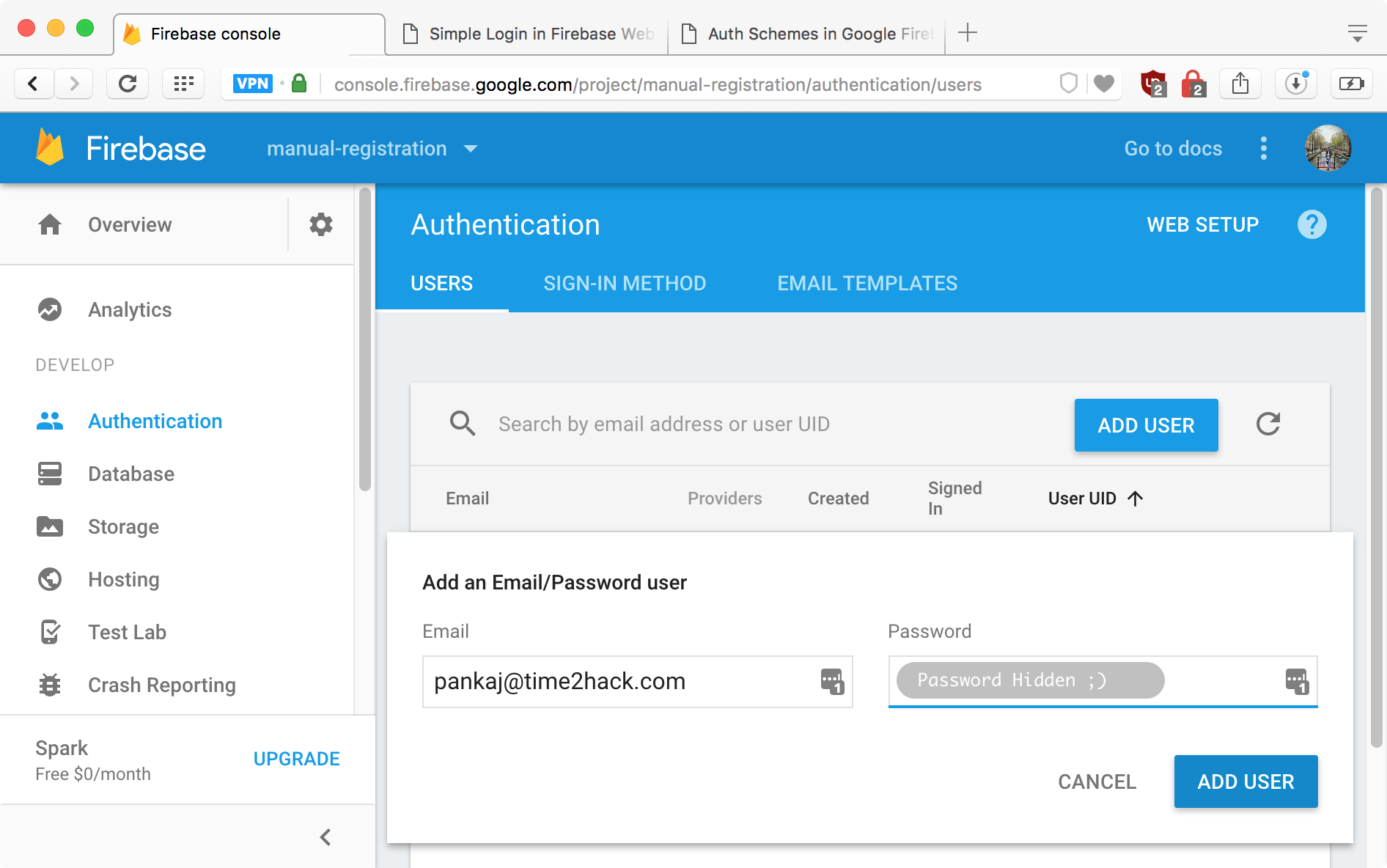 Generate and Use the Strong Password
