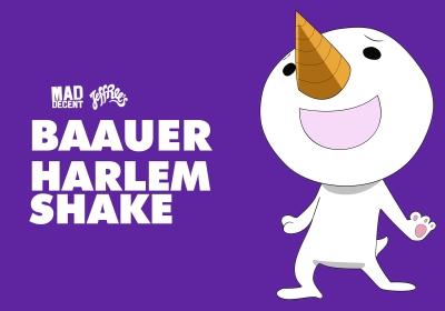 Create your own Website's Harlem Shake meme