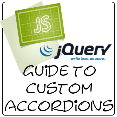 jQuery Custom and Simple Accordions
