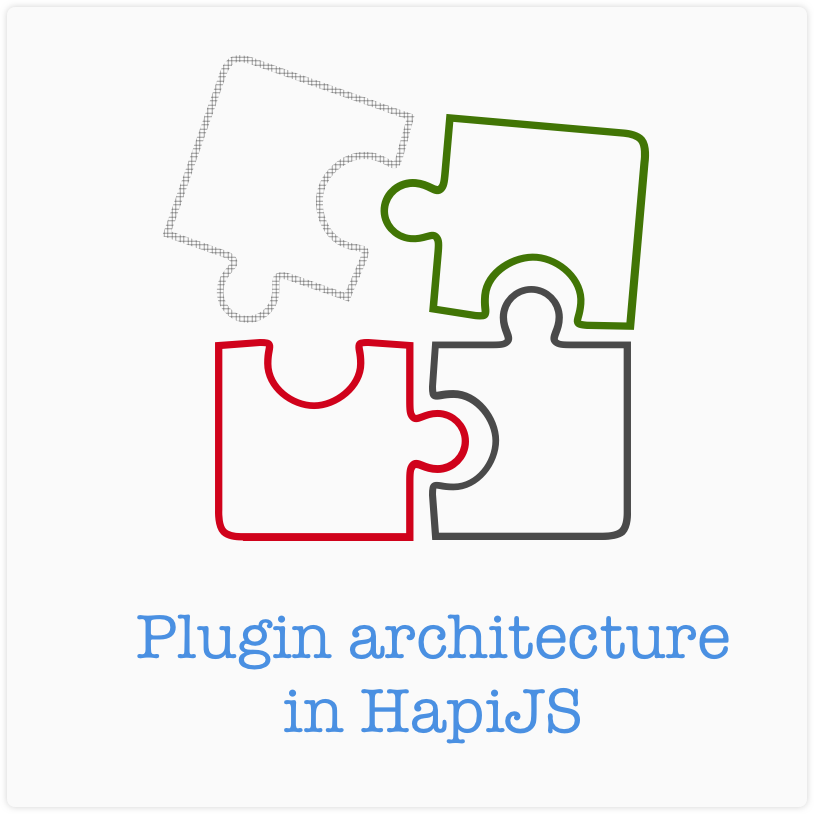 Plugin architecture in HapiJS