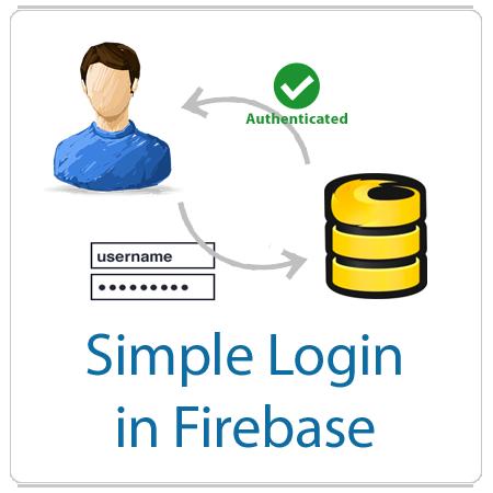 Simple Login in Firebase with Web API