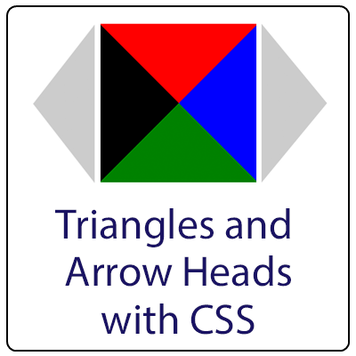 Triangles and Arrow Heads
